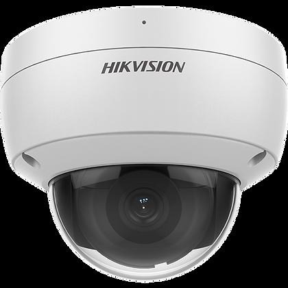 Hikvision 4 MP AcuSense Fixed Dome Network Camera