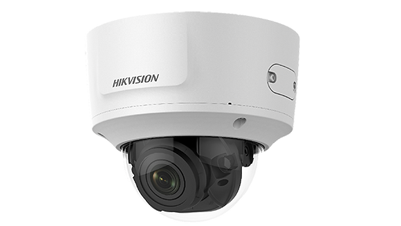 Hikvision 2 MP Powered-by-DarkFighter Varifocal Dome Network Camera