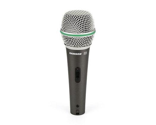 Samson Q4 - Dynamic Microphone