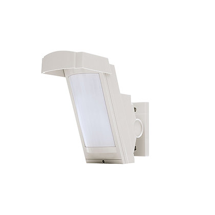 OPTEX HX 40 wired outdoor dual PIR, 12 x 12m wide angle detector, high mount bet
