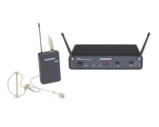 Samson Concert 88x Earset (SE10) - UHF Wireless System