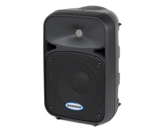 Samson Auro D208 - 200W 2-Way Active Loudspeaker