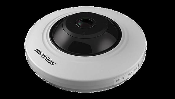 Hikvision  5 MP Fisheye Fixed Dome Network Camera