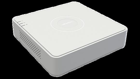 Hikvision  16-ch 1080p Mini 1U H.265 DVR