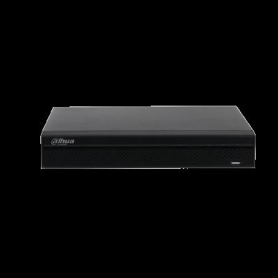 Dahua  4/8 Channel Compact 1U 4PoE 4K&H.265 Lite Network Video Recorder