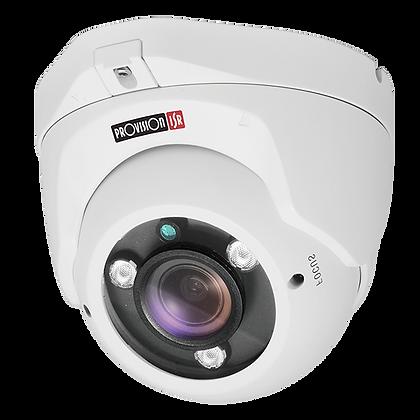 Provision   25M IR Motorized Lens Dome