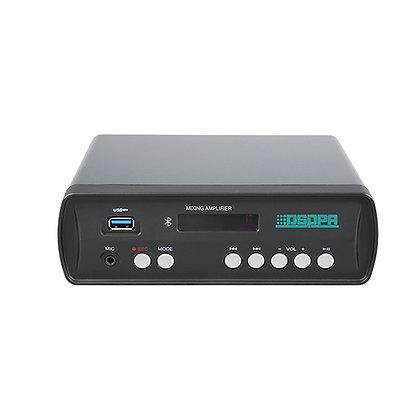 DSPPA Mini60 2x30W Mini Digital Amplifier with USB & Bluetooth with Remote