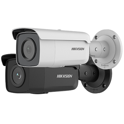 Hikvision 4 MP AcuSense Fixed Bullet Network Camera