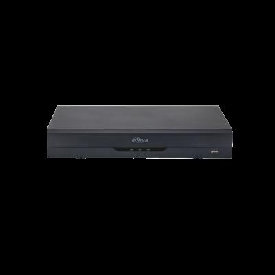 Dahua  16 Channel Penta-brid 4K-N/5MP Mini 1U 1HDD WizSense Digital Video Record