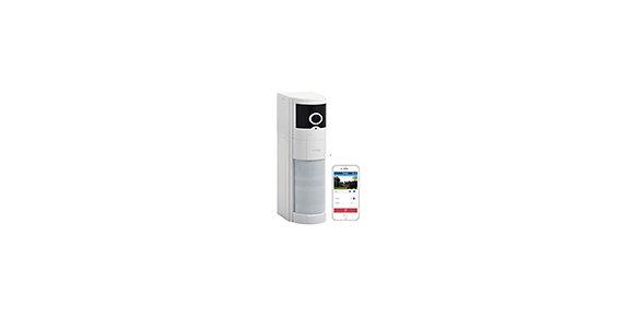 OPTEX CMOD 180° Wi-Fi verification camera kit ( CMOD camera & VXI-ST detector),