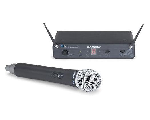 Samson Concert 88 Handheld - 16-Channel True Diversity UHF Wireless System