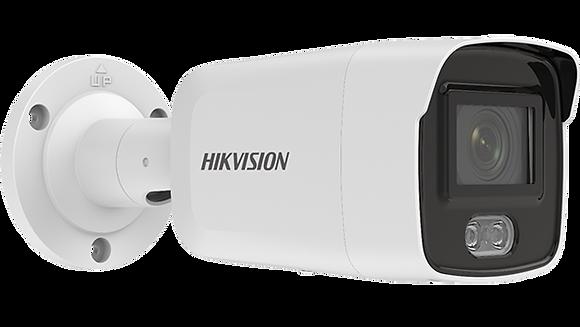 Hikvision 4 MP ColorVu Fixed Mini Bullet Network Camera