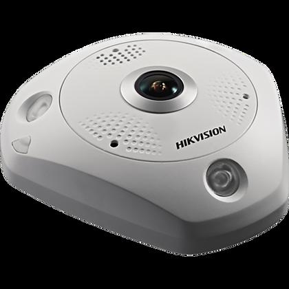 Hikvision   6 MP DeepinView Fisheye Network Camera
