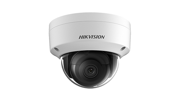 Hikvision 4 MP Powered-by-DarkFighter Fixed Dome Network Camera