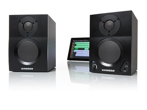 Samson MediaOne BT3 - Active Studio Monitors with Bluetooth®