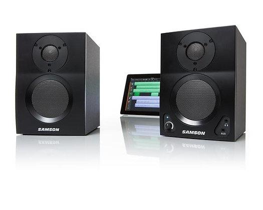 Samson MediaOne BT3 - Active Studio Monitors with Bluetooth®
