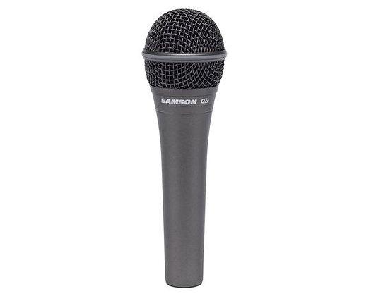 Samson Q7x - Professional Dynamic Vocal Microphone