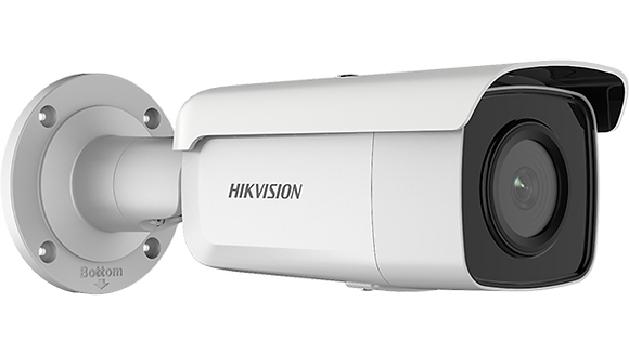 Hikvion 2 MP AcuSense Strobe Light and Audible Warning Fixed Bullet Network Came