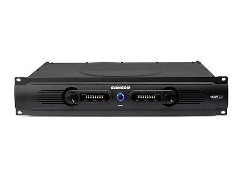 Samson Servo 600 - Power Amplifier