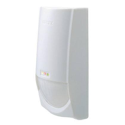 OPTEX CDX AM indoor PIR with AM, 15 x 15m grade 3 detector.