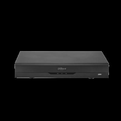 Dahua 8 Channel Penta-brid 5M-N/1080p Mini 1U 1HDD WizSense Digital Video Record