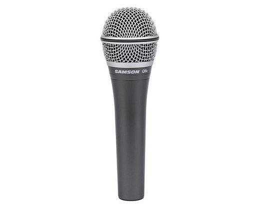 Samson Q8x - Professional Dynamic Vocal Microphone
