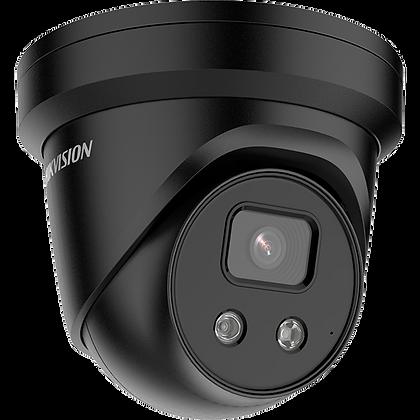 Hikvision 4 MP AcuSense Fixed Turret Network Camera