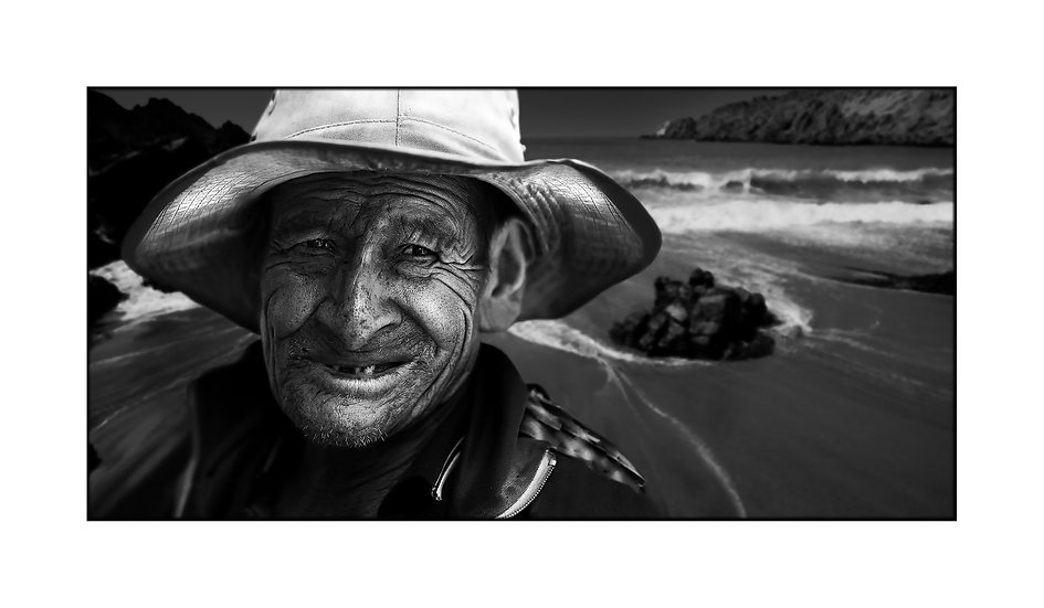 Faces of Peru - Fisherman
