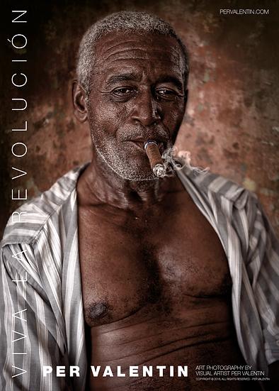 Poster - Domino Man