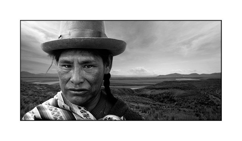 Faces of Peru - Confrontation