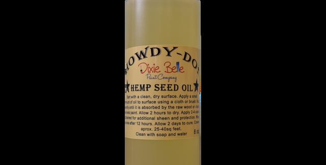 Howdy-Do Hemp Oil