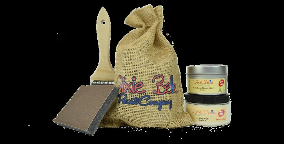 Dixie Belle Gift Bag (Drop Cloth w/clear wax)