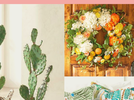 Adding Summer to Your Home
