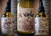 The Sin Oil Produktfotografie