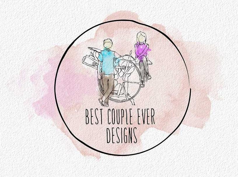 Best Couple Ever Designs - Handmade Custom Invitations & Stationery