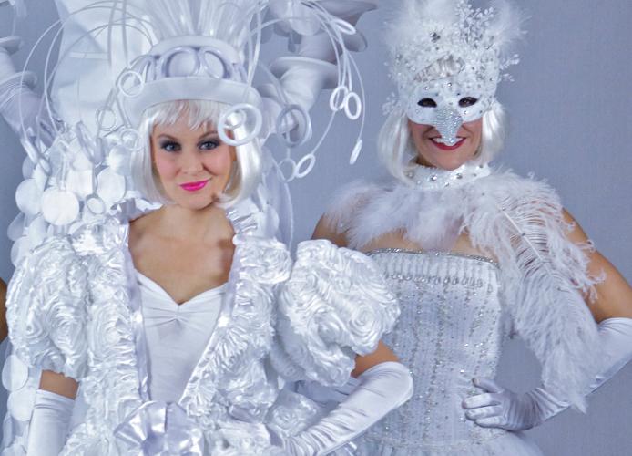Holiday Parties Entertainers Decor Winter Wonderland