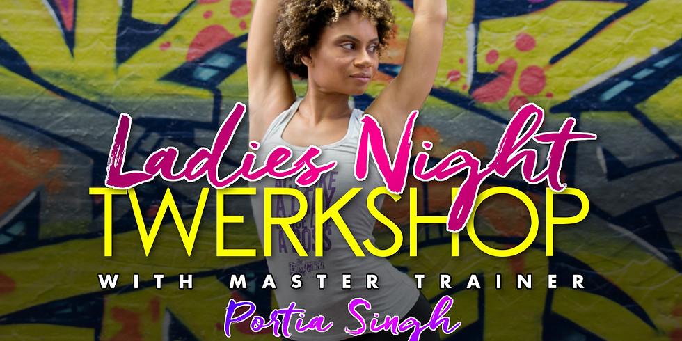 Ladies Night Twerkshop