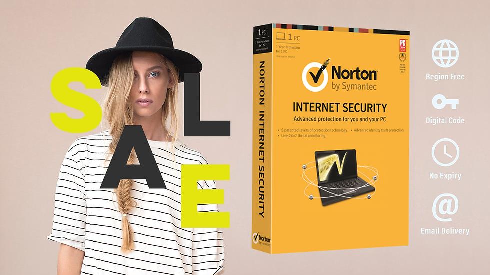 Norton Internet Security | DELUXE 2020 für 3 Geräte |1 Jahr ABO PC MAC Android