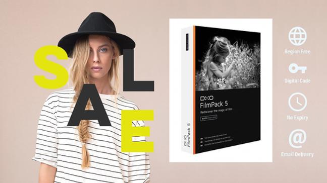 DxO FilmPack 5 Essential Edition   Windows & Mac