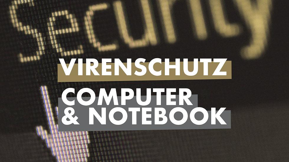 Virenschutz Computer & Notebook