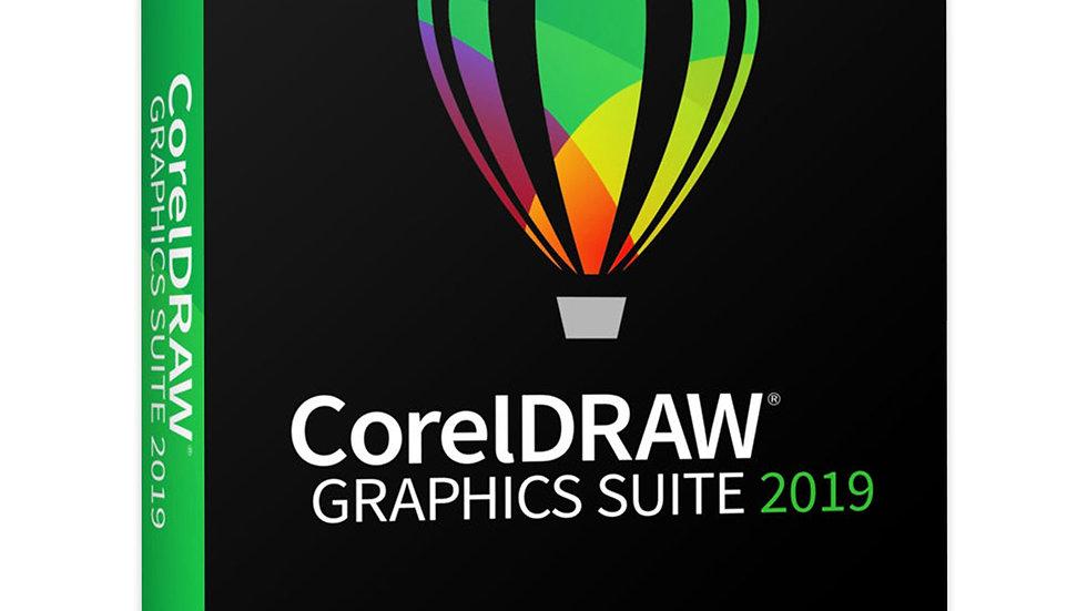 COREL DRAW Graphics Suite 2019 Vollversion