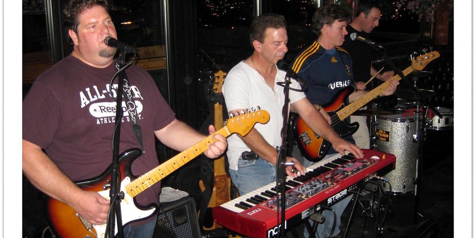 Jason Farley Band Outside