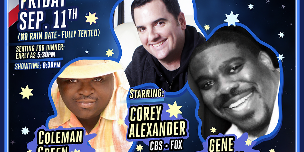 Comedy Under The Stars