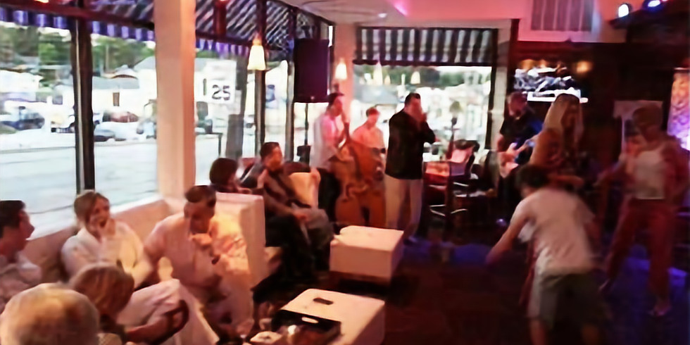 Blues Night with Russ Lambert and The Shakedance Band