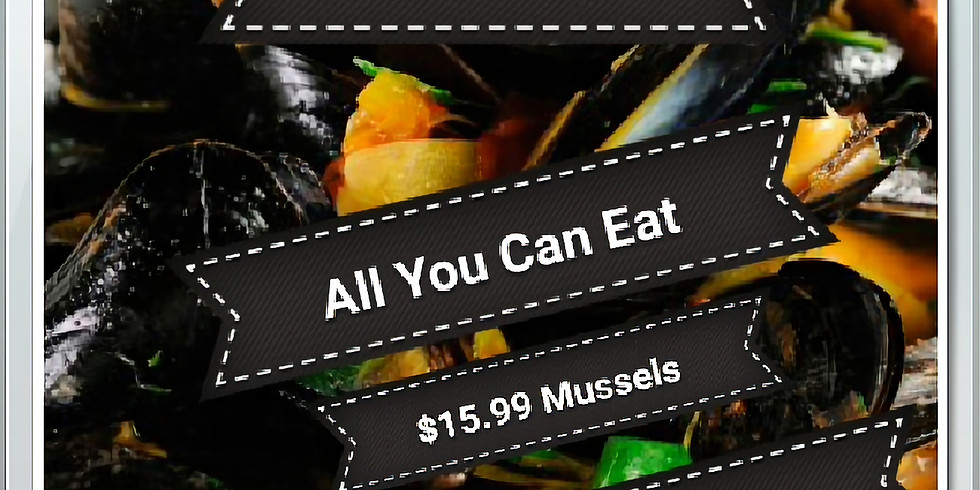 Best of Main Line All You Can Eat Mussels