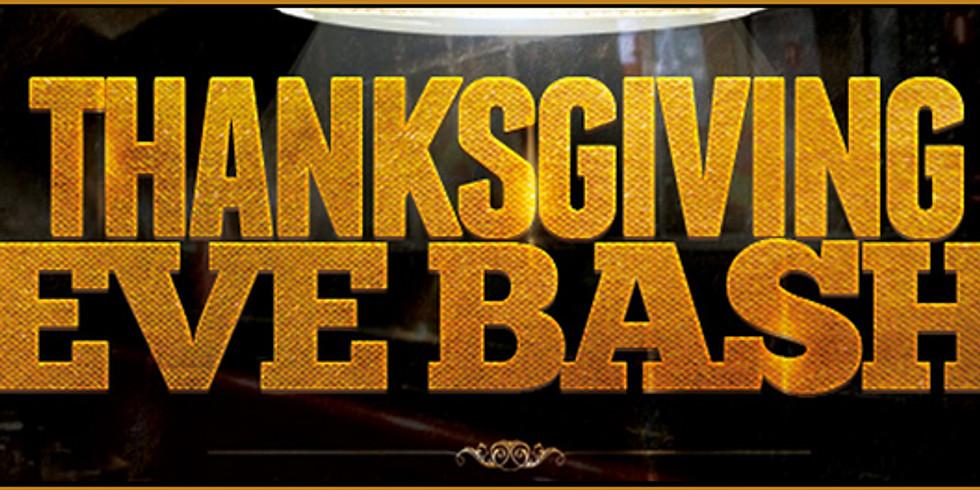Thanksgiving Eve Bash