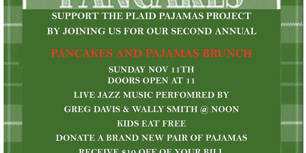 Pancakes & Pajamas Jazz Brunch