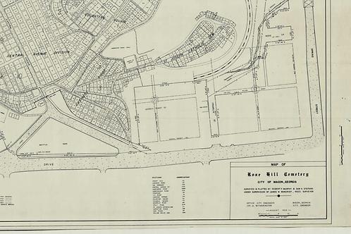 1959 City Engineer's Survey Map Downloadable File