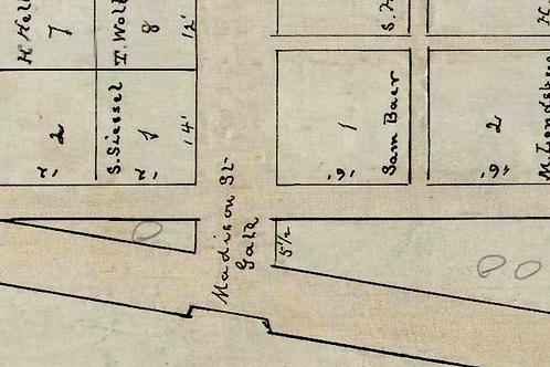 William Wolff / Survey Map