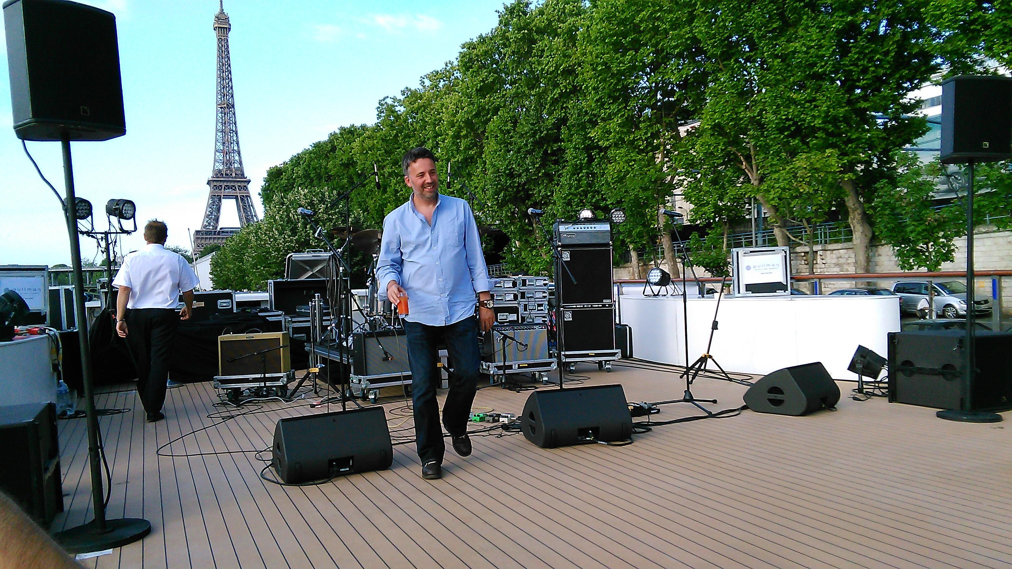 Paris Paul